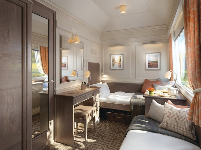 Luxurytravel Ireland First Luxury Train Arrives In 2016 Luxxu Blog 4 Travel