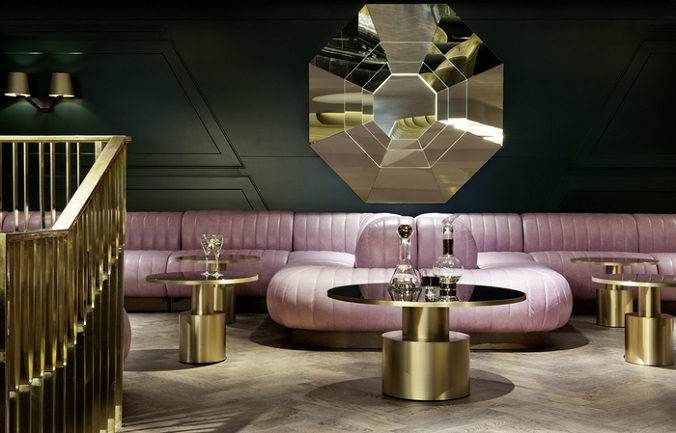 Interior design: Bar and Restaurant design awards 2015