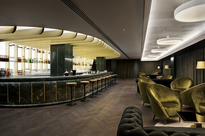 Interior design bar and restaurant awards