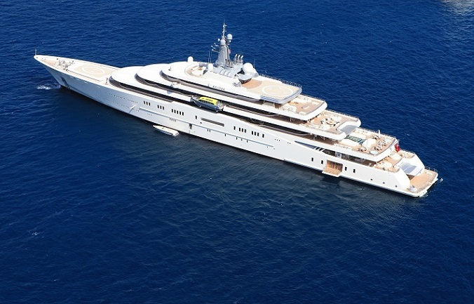 Top 5 Most Expensive Design Luxury Yachts luxxu blog eclipse Yachts Top 5 Most Expensive Design Luxury Yachts World   s Top 5 Most Expensive Luxury Yachts eclipse