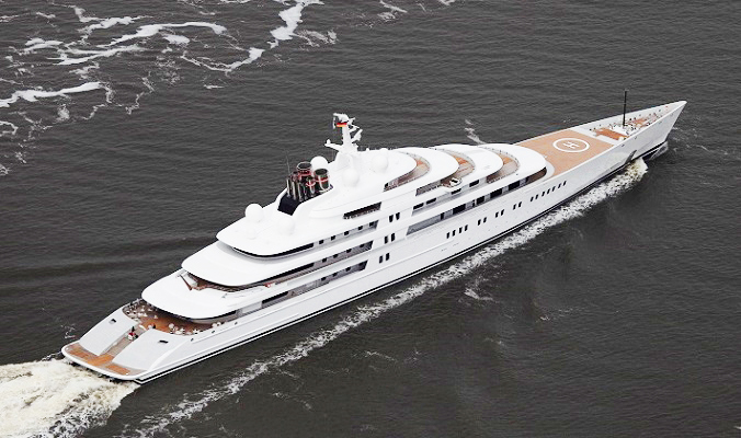 Top 5 Most Expensive Design Luxury Yachts luxxu blog azzam Yachts Top 5 Most Expensive Design Luxury Yachts World   s Top 5 Most expensive Luxury Yachts Azzam