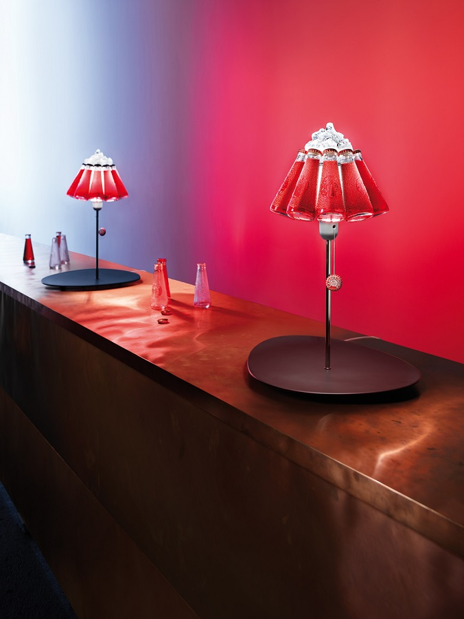 Modern design table lamps for luxury hotels luxxu blog ingo maurer modern table lamp table lamps Modern design table lamps for luxury hotels Campari Bar web1400