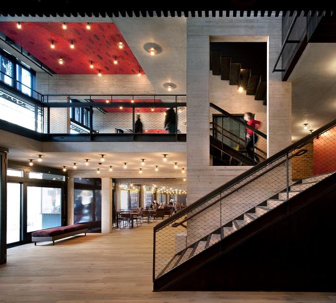Best of Lighting Design Awards 2015 luxxu blog everyman theatre interior lighting design Lighting Design Best of Lighting Design Awards 2015 Everyman Theatre 22 c Philip Vile