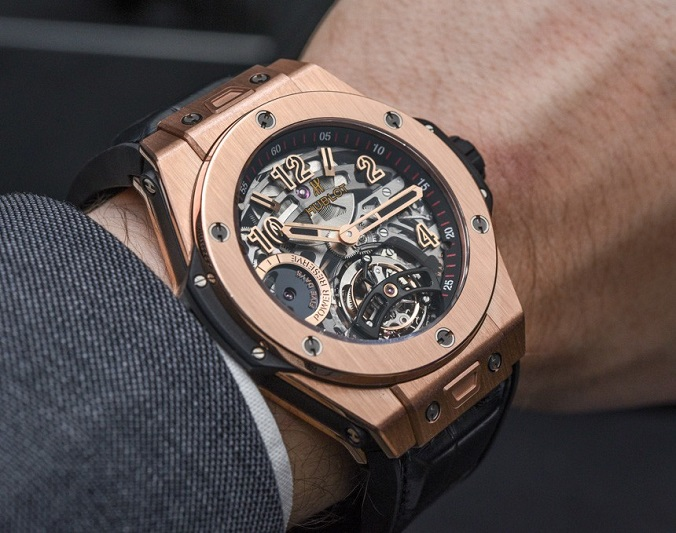 Hublot Big Bang Tourbillon - Luxury Gifts 2015 luxury gifts Top 5 Christmas Luxury Gifts 2015 by Luxxu Hublot Big Bang Tourbillon 5 Day Power Reserve Indicator 9