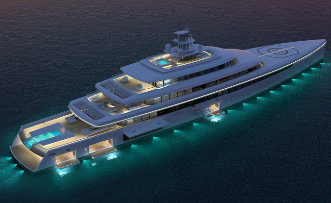 The best of luxury design at Monaco Yacht Show 2015 luxxu blog luxury yacht acquaintance Monaco The best of luxury design at Monaco Yacht Show 2015 acquaintance 01