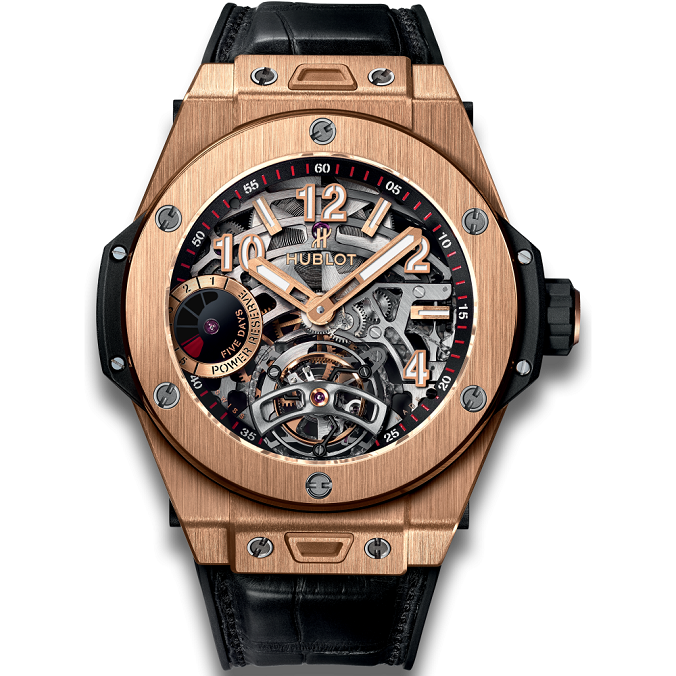 Hublot Big Bang Tourbillon watch - Luxury Gifts 2015 luxury gifts Top 5 Christmas Luxury Gifts 2015 by Luxxu bb 5days kinggold new