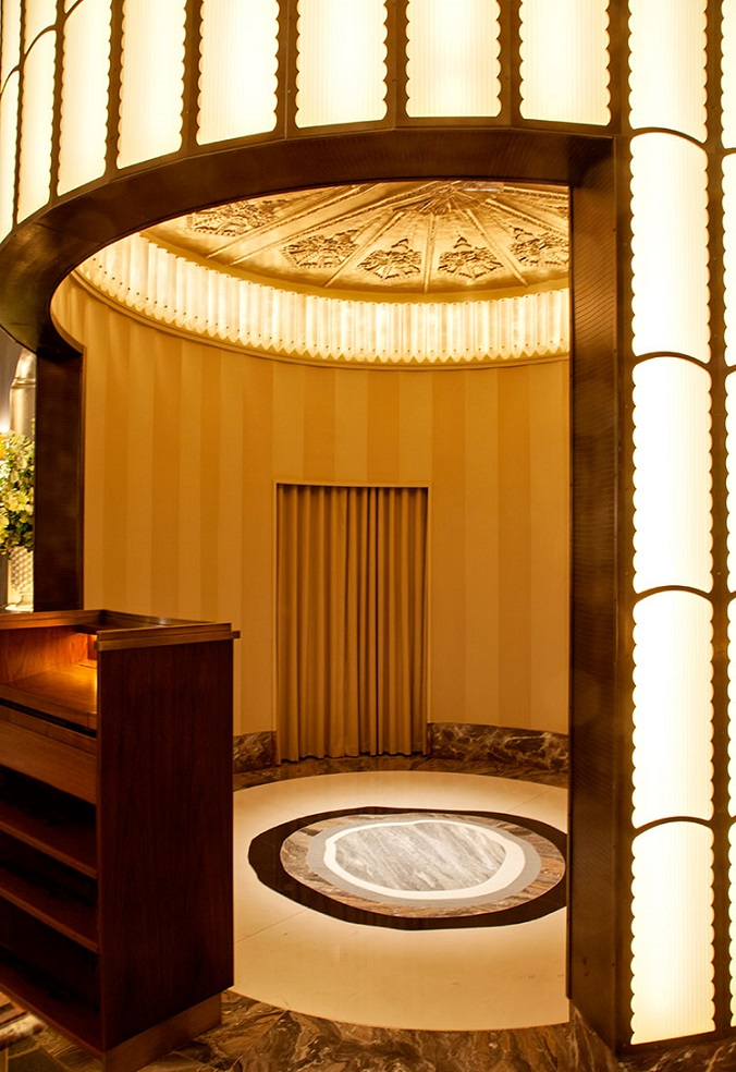 Best of Lighting Design Awards 2015 luxxu blog restaurant interior lighting modern design Lighting Design Best of Lighting Design Awards 2015 hotel3