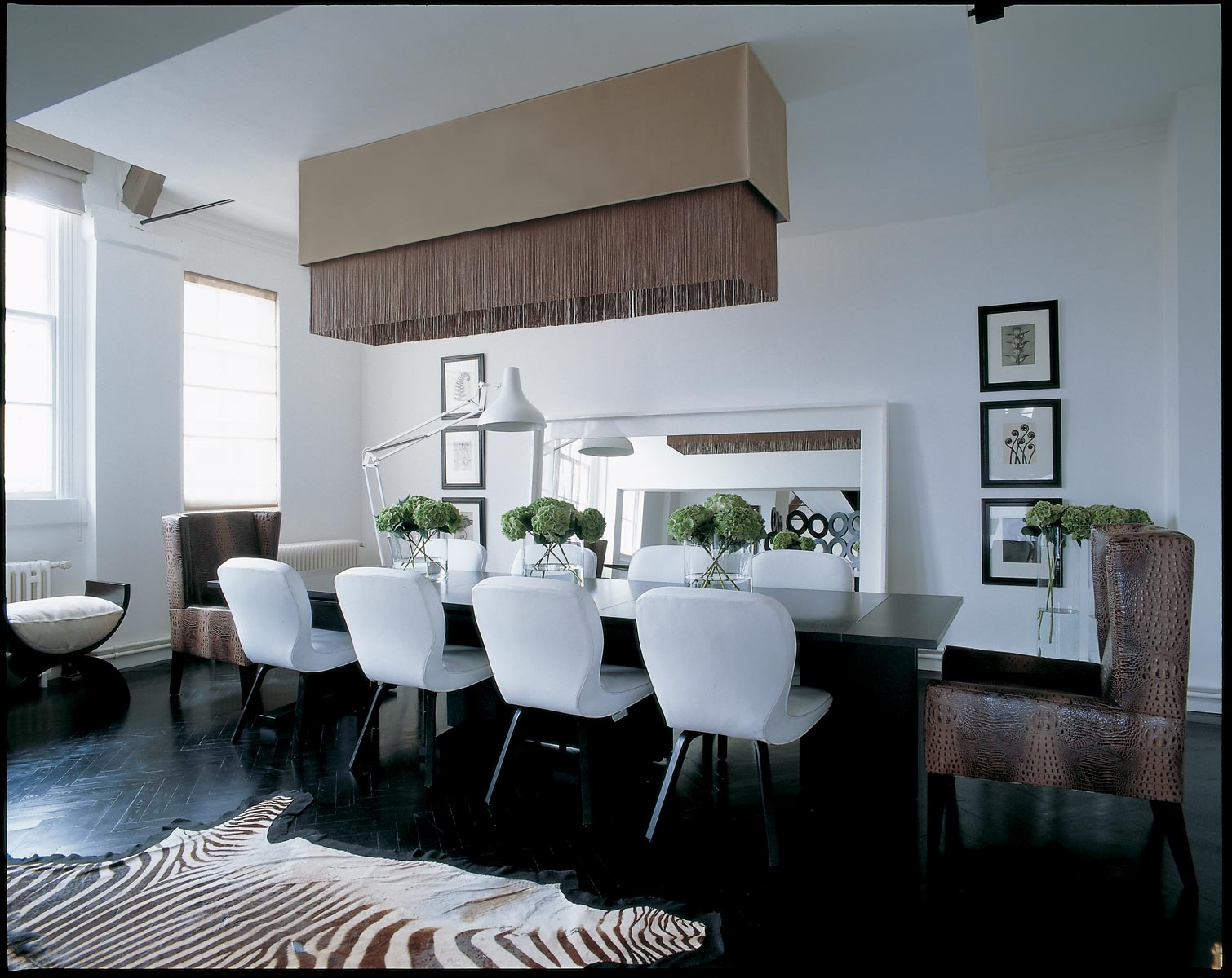the loft london by Kelly Hoppen kelly hoppen Top 10 Kelly Hoppen Design Ideas the loft london