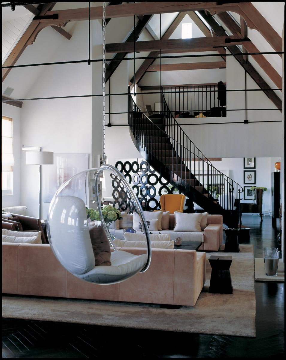 The loft london living room design kelly hoppen Top 10 Kelly Hoppen Design Ideas the loft london2