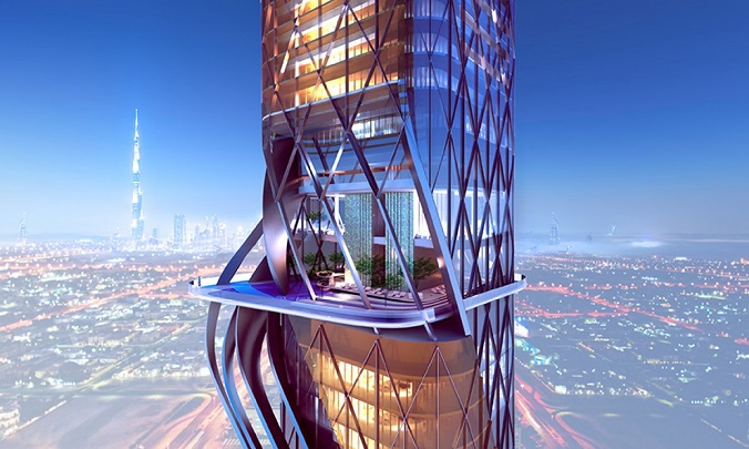 Meet the stunning architecture of Dubai's Hotel and Tower luxxu blog rosemont hotel and residences modern design details Dubai Meet the stunning architecture of Dubai's Hotel and Tower timthumb 1