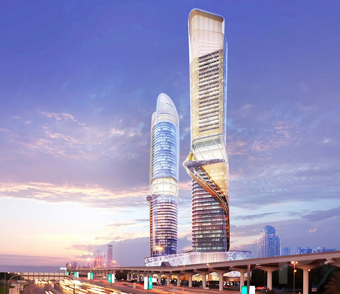 Meet the stunning architecture of Dubai's Hotel and Tower luxxu blog rosemont hotel and residences Dubai Meet the stunning architecture of Dubai's Hotel and Tower timthumb