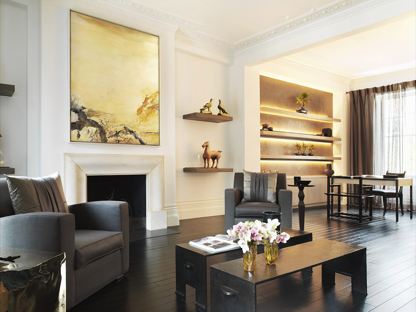 Top 10 kelly hoppen design ideas for Interior decorator london
