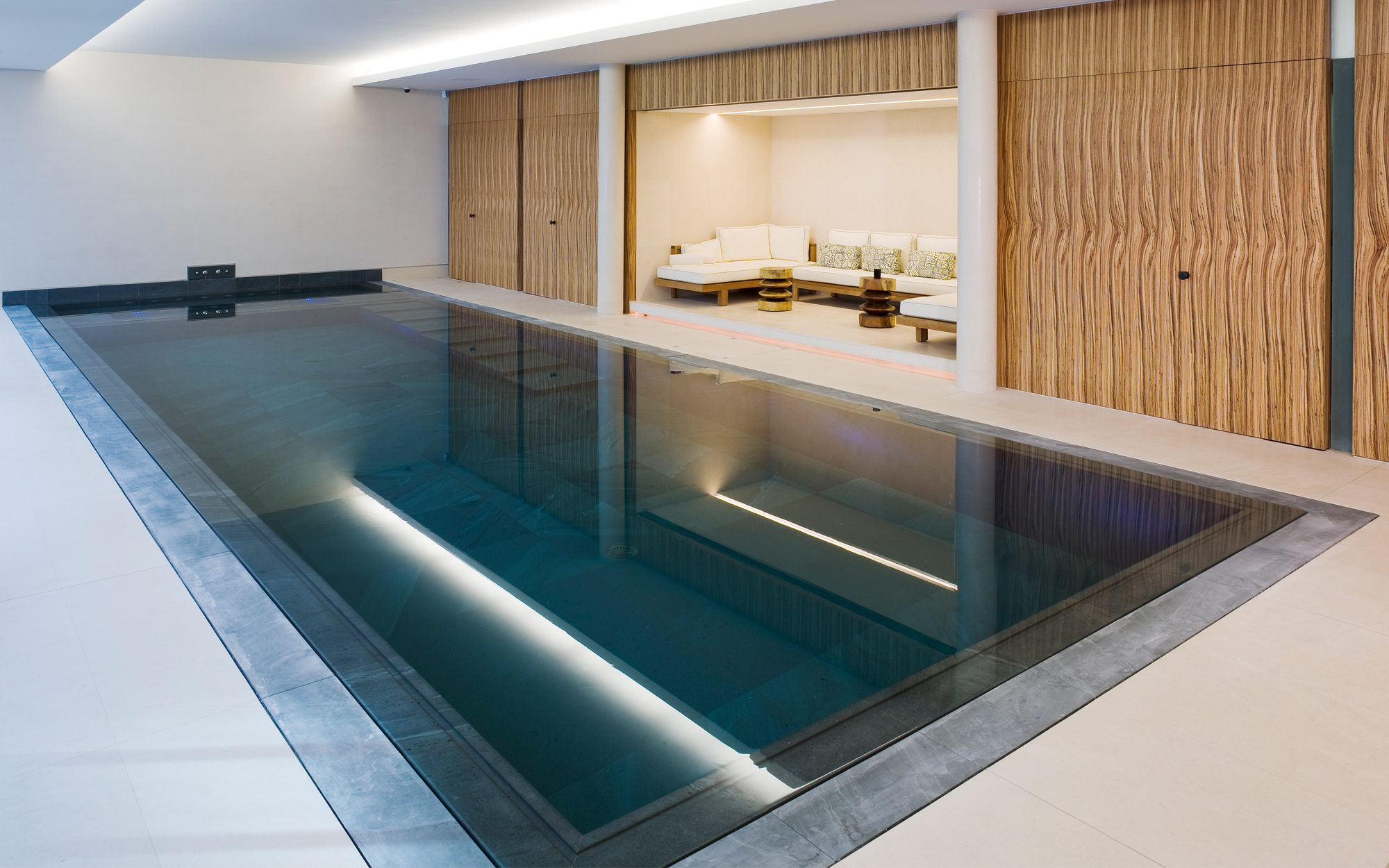 Indoor Pool Design Ideas - Home is Best Place to Return