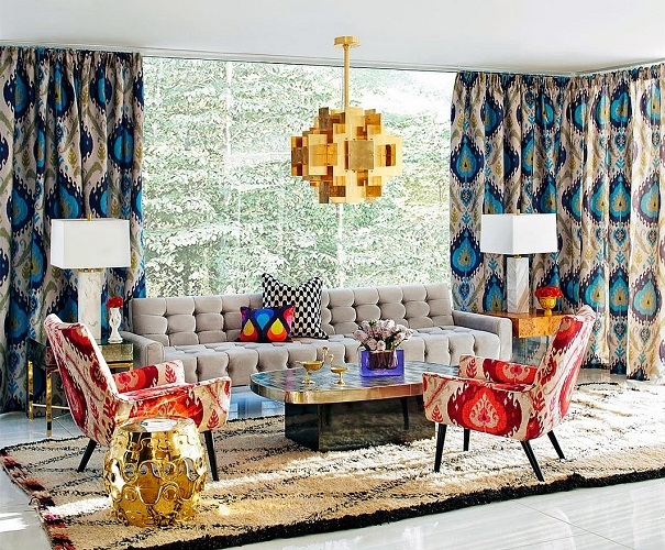 Merveilleux Colorful Design Ideas For Living Room Jonathan Adler Top 10 Jonathan Adler  Design Ideas Colorful Design