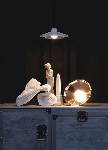 Diesel by Foscarini modern table lamps Top 20 Modern Table Lamps Diesel by Foscarini