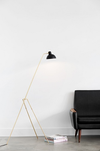 Minimalist floor lamps design floor lamps Top 20 Modern Floor Lamps Minimalist floor lamps design