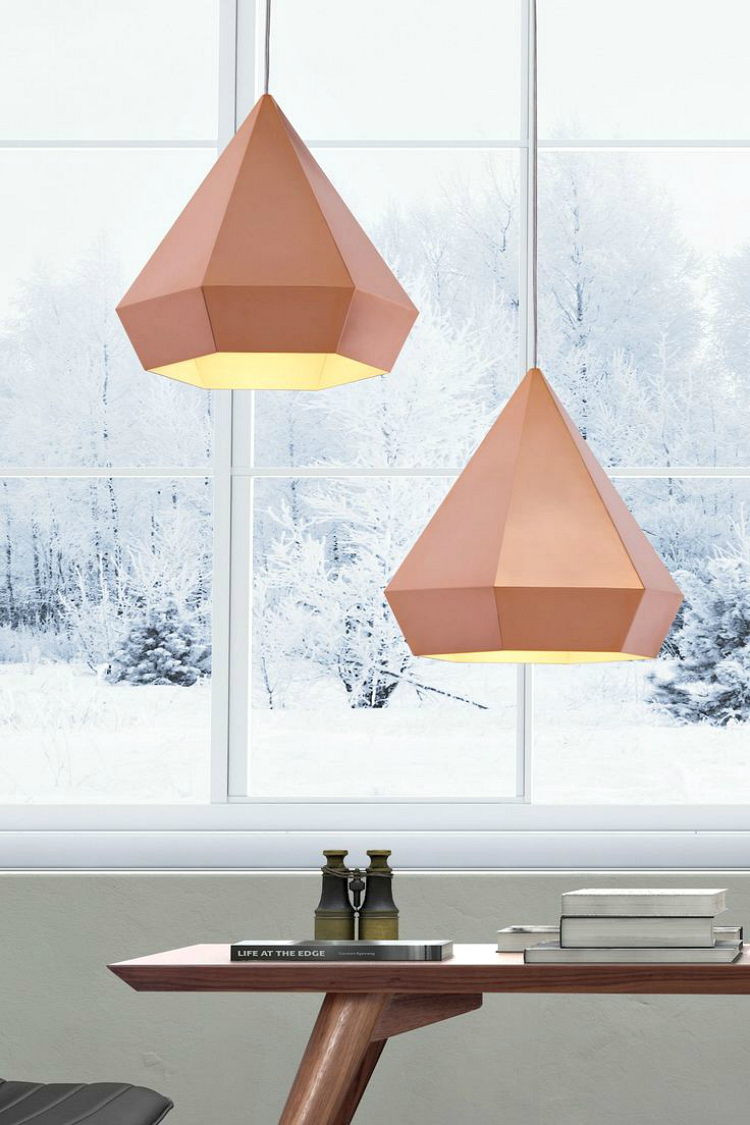 Pendant lighting design  luxury lighting Top 20 Pendant Luxury Lighting Mobiliario y Decoracio  n Hexagonal 3