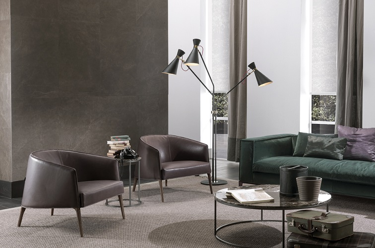 Simone lamp by Delightfull floor lamps Top 20 Modern Floor Lamps Simone lamp by Delightfull