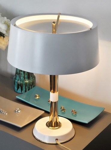 Modern table lamps ideas modern table lamps Top 20 Modern Table Lamps delightfull miles 01