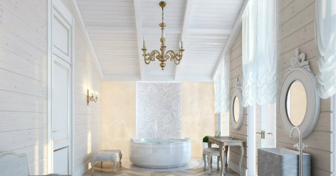 Lighting design ideas for your luxury bathroom