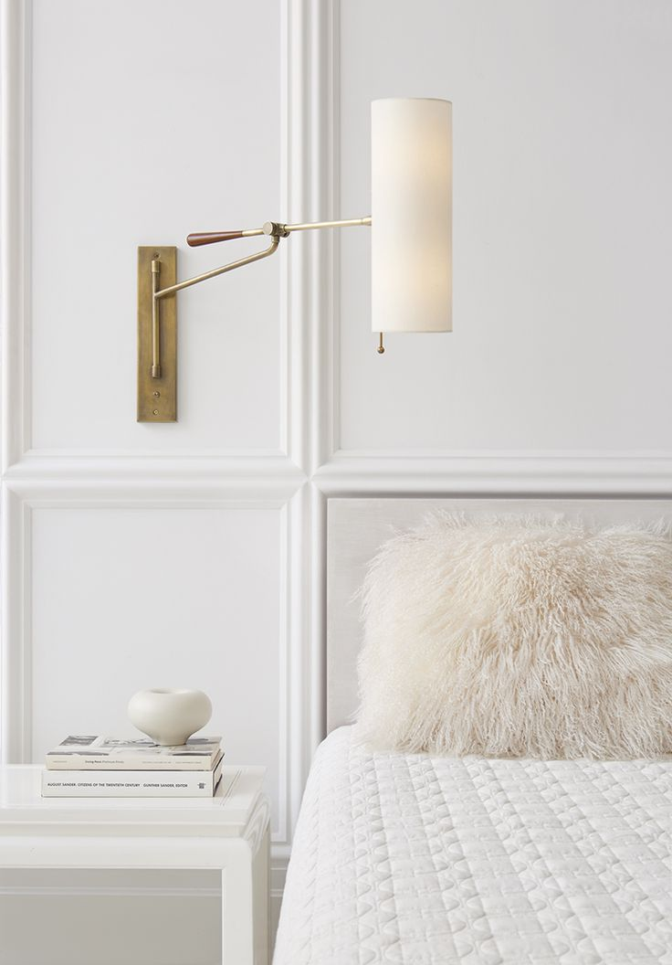 Modern Wall Sconces Bedroom : Top 20 luxury wall lamps