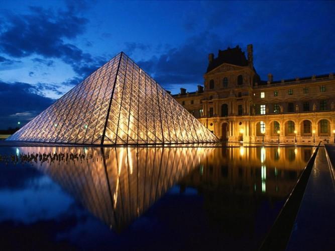 10 must-see places to visit in Paris louvre Paris Guide for Maison & Objet: 10 must-see places to visit in Paris 10 must see places to visit in Paris louvre e1453194820317