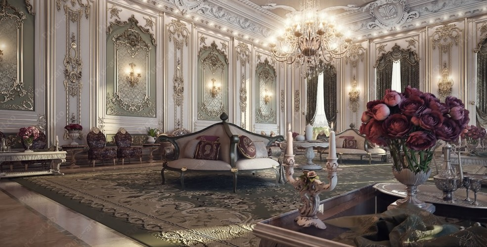 5 Luxurious Interiors Inspired By Louis Era French Design1 Luxurious  Interiors Luxurious Interiors Inspired By