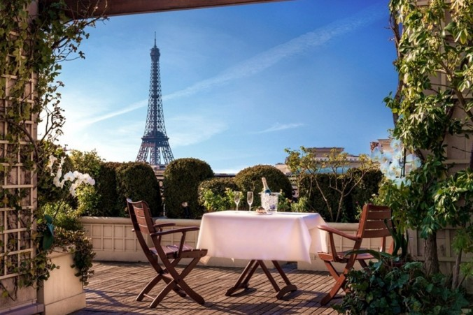 Hotel Raphael paris Best luxury hotels to stay in Paris Hotel Raphael e1451919655588