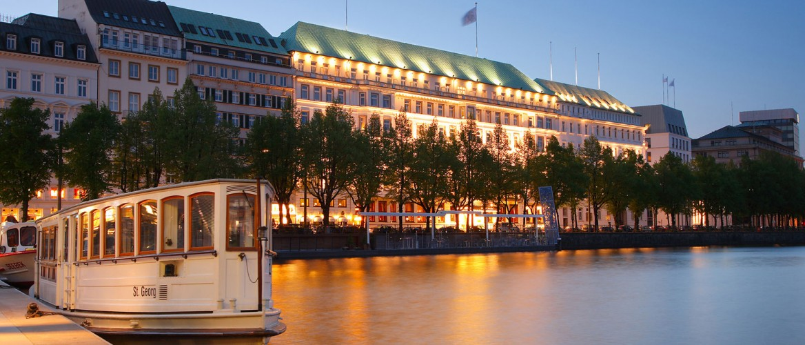 Luxury hotels fairmont hotel in germany for Top design hotels deutschland