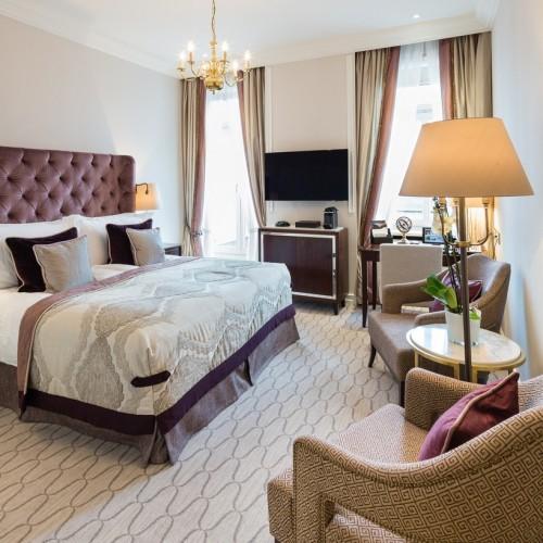 Luxury hotels fairmont hotel in germany for Interior designer deutschland