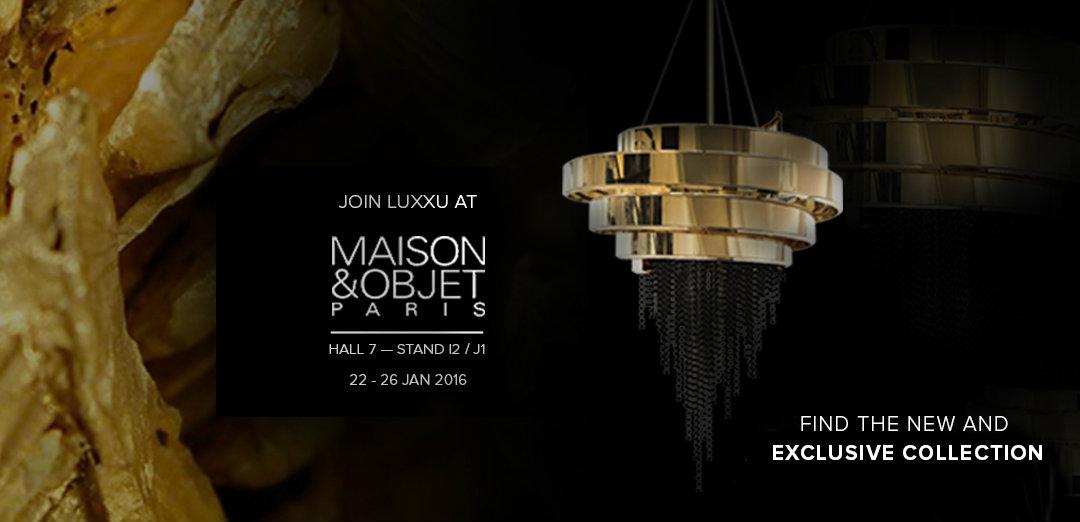 Must-see pieces at Maison & Objet Paris