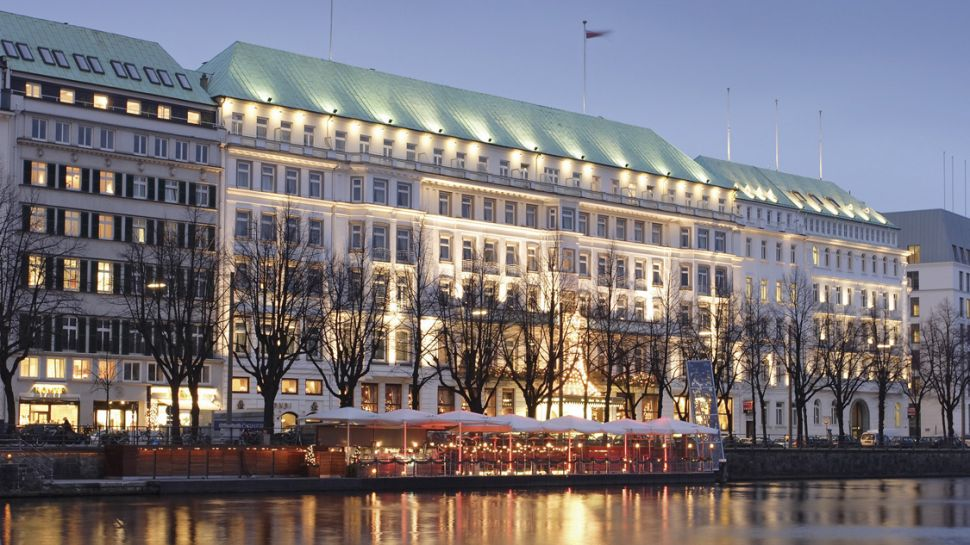 luxury hotels fairmont hotel in germany. Black Bedroom Furniture Sets. Home Design Ideas
