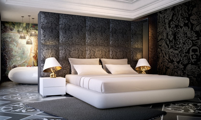 10 luxury interior designs by marcel wanders for Interior design and decoration 6th edition