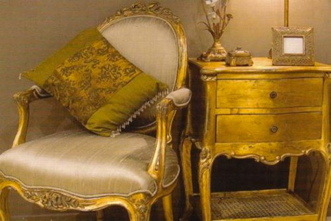 10 Ways to Add Gold to Your Interiors furniture Gold 10 Ways to Add Gold to Your Interiors 10 Ways to Add Gold to Your Interiors furniture e1455700230860