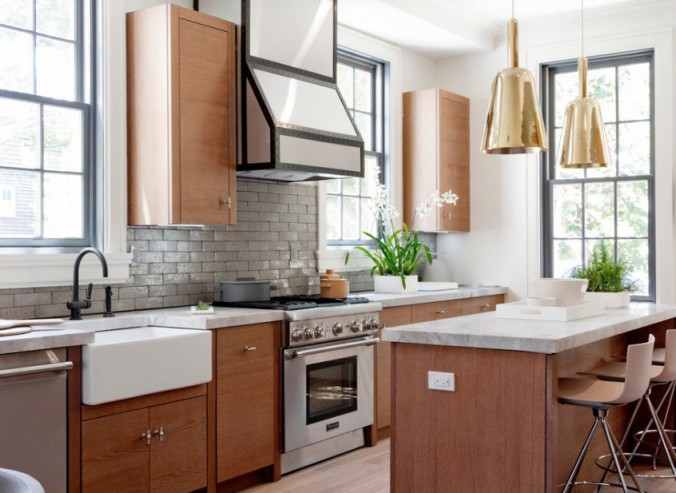 10 Ways to Add Gold to Your Interiors kitchen Gold 10 Ways to Add Gold to Your Interiors 10 Ways to Add Gold to Your Interiors kitchen1 e1455700959166