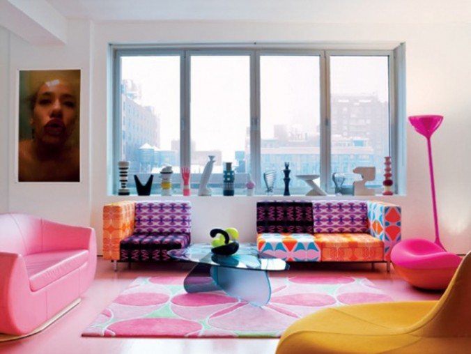 Colorful projects by Karim Rashid room Karim Rashid Colorful projects by Karim Rashid Colorful projects by Karim Rashid room e1455877070344