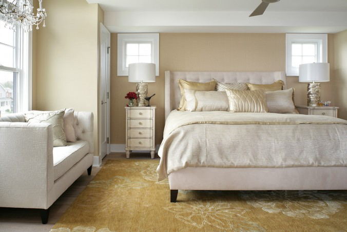 Glamorous Bedroom Designs With Gold Accents You Will Fall In Love With  Beige Gold Accents Glamorous
