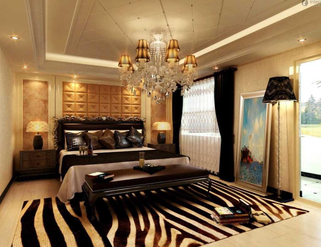 Glamorous Bedroom Designs With Gold Accents You Will Fall In Love With