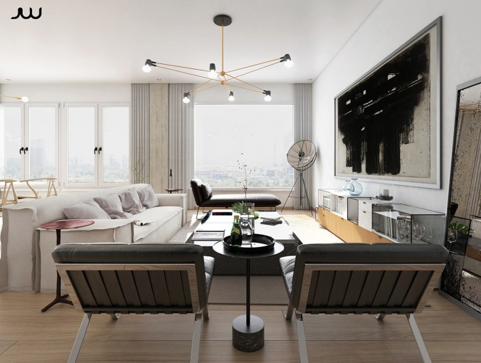 Inspiration ultra luxury apartment design for Room design new york