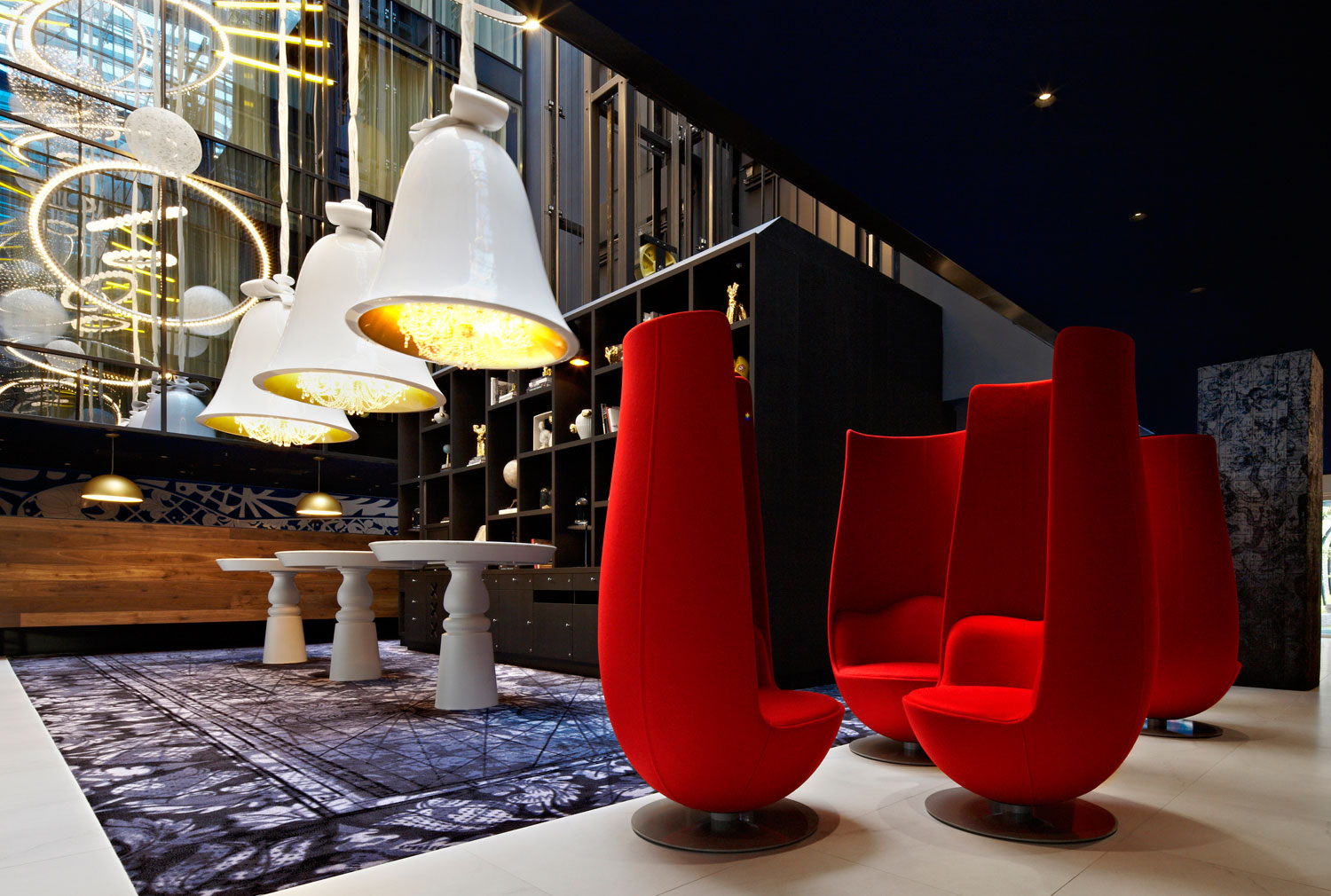 10 Luxury Interior Designs by Marcel Wanders