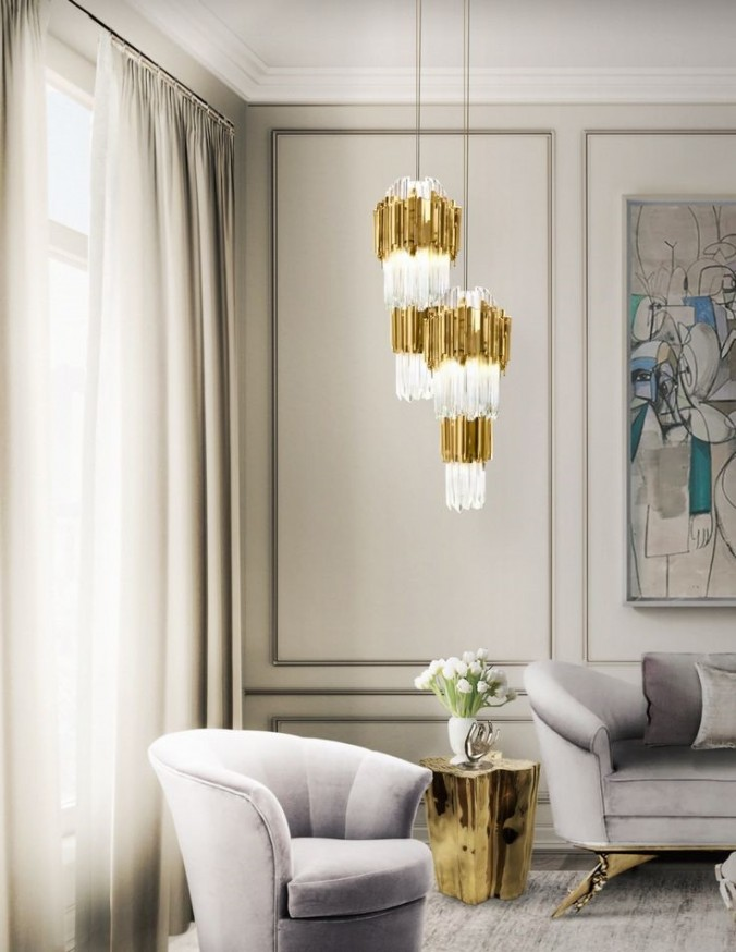Empire Wall pendant lamps Spring Trends 2016: chic pendant lamps Empire Wall1 e1458215969455