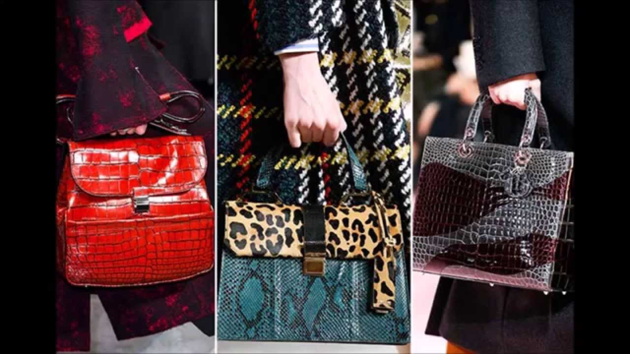 Luxury Fall Trends 2016/2017
