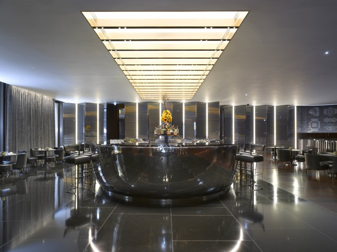 Bulgari Hotel and Apartments, Knightsbridge, London. luxury guide Luxury Guide: top 5 Chic Bars in Milan Luxury Guide top 5 Chic Bars in Milan Il Bar at Bulgari Hotel e1457523436553