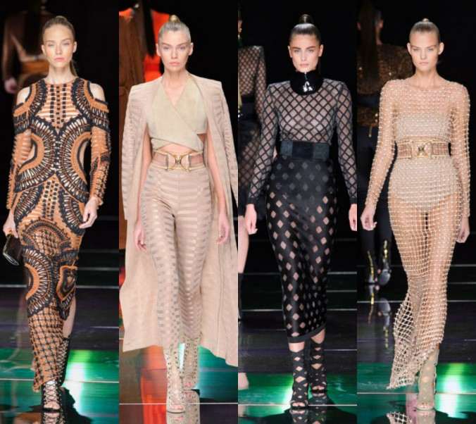 Luxury Inspiration The best of Paris Fashion Week Balmain Paris Fashion Week Luxury Inspiration: The best of Paris Fashion Week Luxury Inspiration The best of Paris Fashion Week Balmain e1457955116160