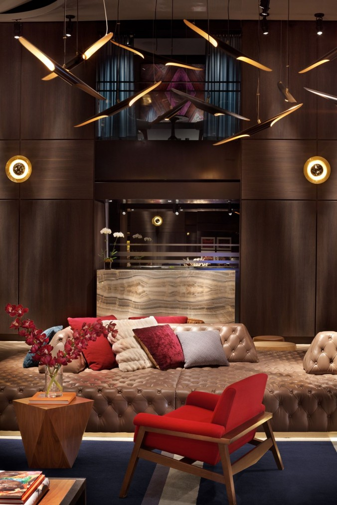 Luxury design ideas from paramount hotel in new york for Designhotel nrw