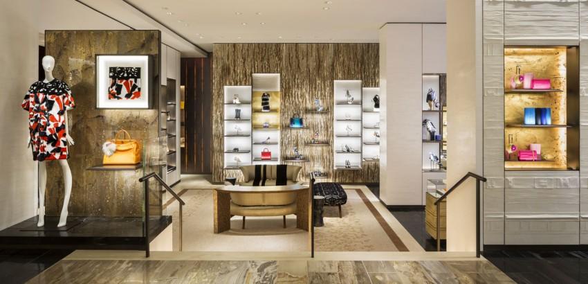 Luxury Interiors By Peter Marino