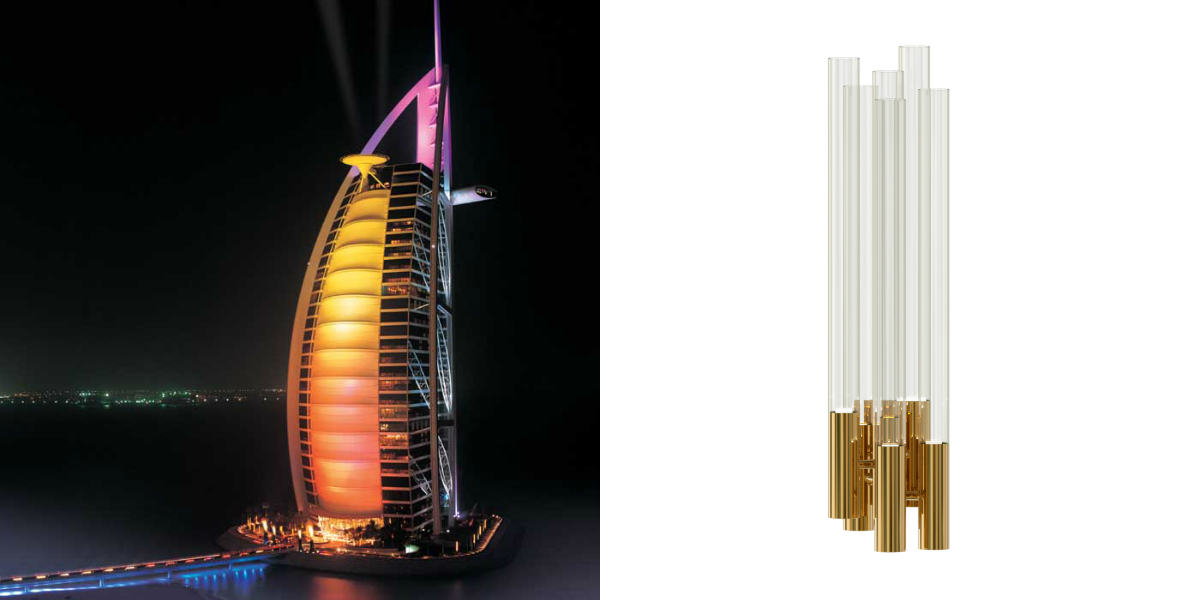 Luxxu's designs inspired by Dubai