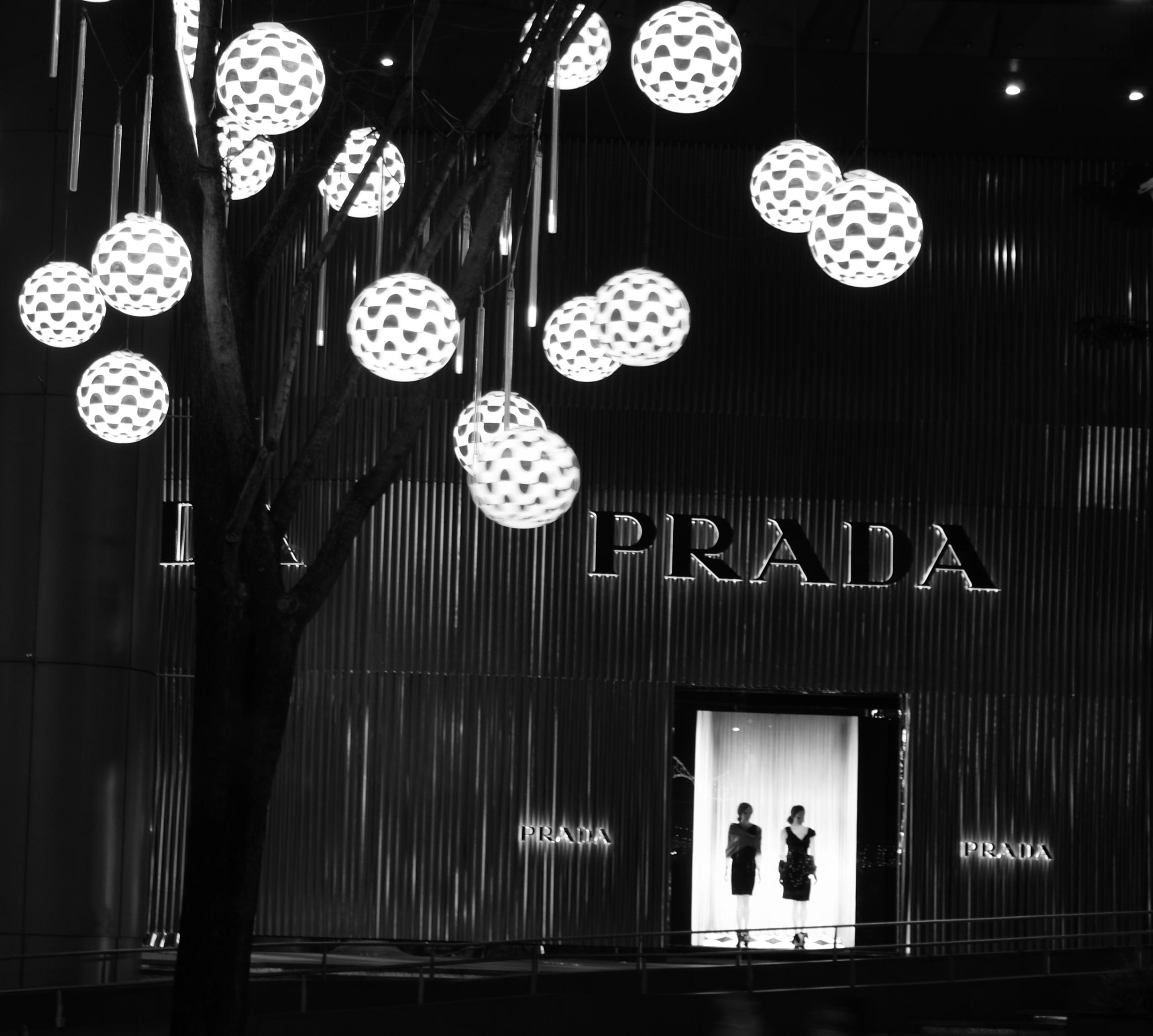 Inspirations from prada - Home prada design ...