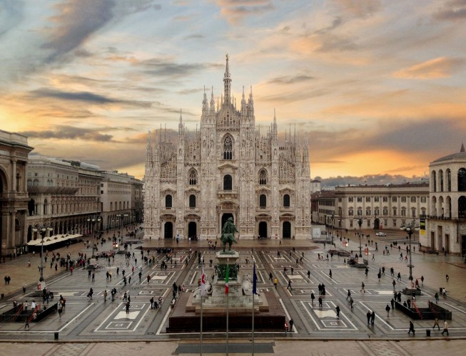 luxury guide must see places in milan