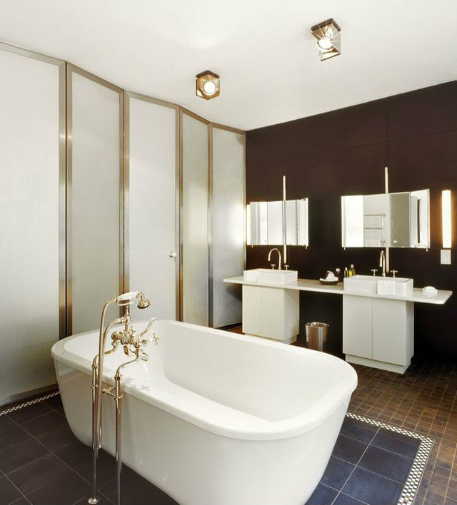 Best Interior Design Projects By Andree Putman Bathroom Andree Putman Best  Interior Design Projects By Andree